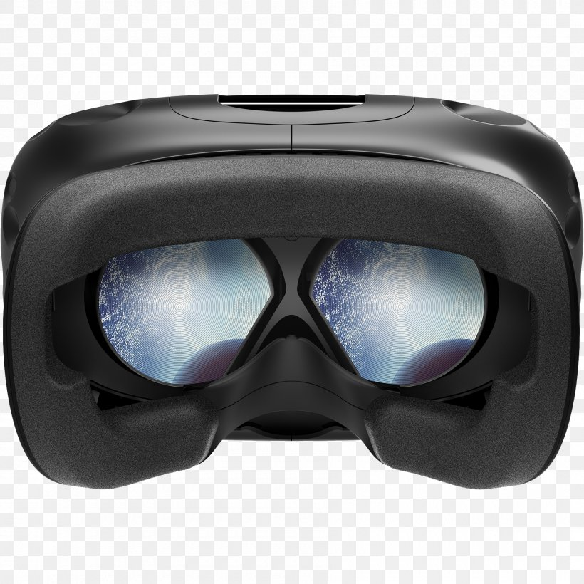 HTC Vive Oculus Rift Samsung Gear VR PlayStation VR Head-mounted Display, PNG, 1800x1800px, Htc Vive, Diving Mask, Eyewear, Glasses, Goggles Download Free