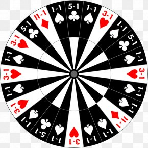 Darts - Television Show About Time: A Visual Memoir Around The Clock Darts Game Show PNG