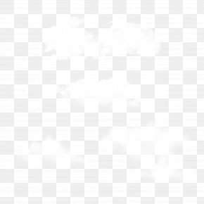 Different Clouds - Black And White Point Angle Pattern PNG
