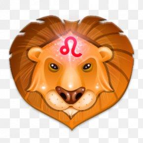 Leo - Leo Astrological Sign Horoscope Virgo Aries PNG