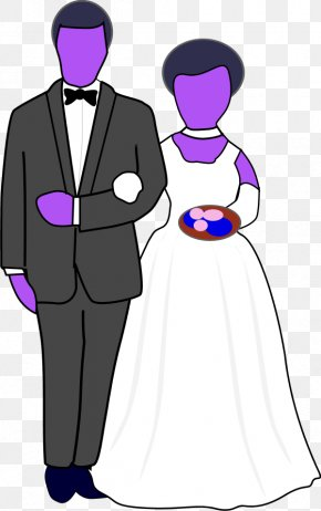 Dancing Couple Clipart - Christian Views On Marriage Wedding Couple Clip Art PNG