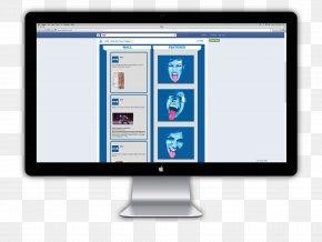 Tongue - Computer Monitors Web Design Web Conferencing PNG