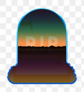 Sky Yard Icon - Cemetery Icon Grave Icon Halloween Icon PNG