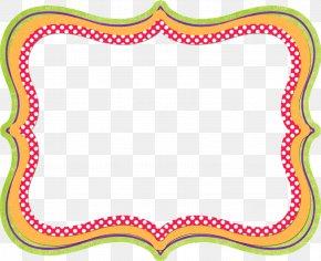 Math Cliparts Borders - Clip Art PNG