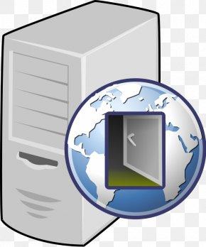 Cloud Server Cliparts - Web Server Computer Servers Proxy Server Web Hosting Service Clip Art PNG