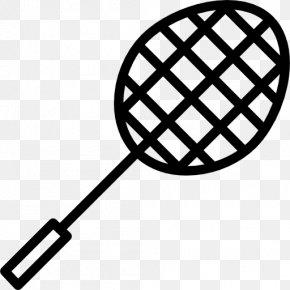 Badminton - Shuttlecock Badminton Racket Sport Squash PNG