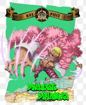 One Piece - Monkey D. Luffy Donquixote Doflamingo Akainu Dracule Mihawk Roronoa Zoro PNG