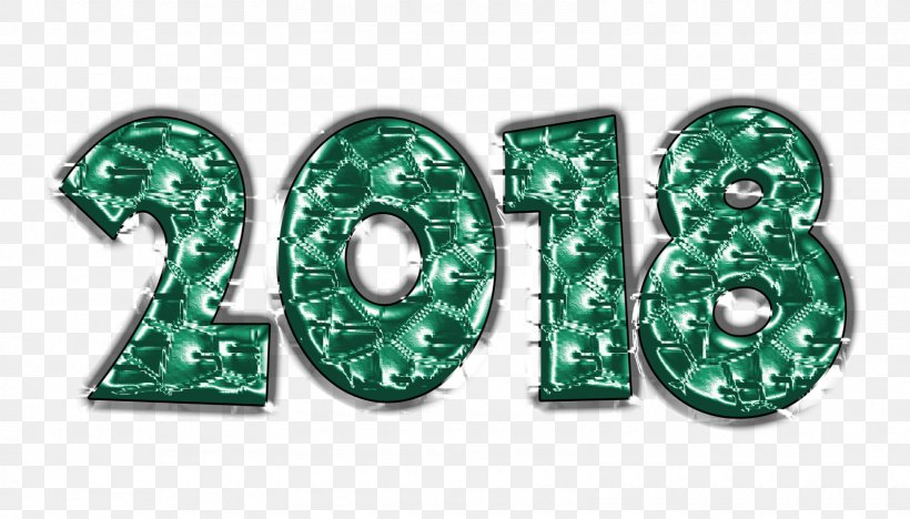 New Year High-definition Video Wish Desktop Wallpaper, PNG, 1600x914px, 2018, New Year, Body Jewelry, Green, Happy New Year Download Free