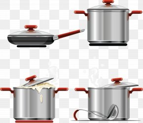 Cooking Pan Image - Cookware And Bakeware Cooking Kitchen Utensil Illustration PNG