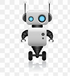 Tech Robot Vector Material - Robotics Fractal Foreign Exchange Market Artificial Intelligence PNG