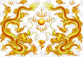 Dragon - Chinese Dragon Chinese Zodiac PNG