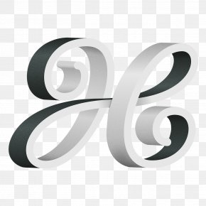 Three-dimensional Letter H Element - Letter Three-dimensional Space PNG