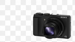 Image-stabilized Binoculars - Sony Cyber-shot DSC-HX50 Point-and-shoot Camera 索尼 Sony α PNG