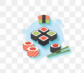 Sushi - Sushi Seafood Fast Food Japanese Cuisine Thai Cuisine PNG