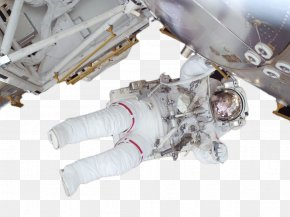 Astronaut Astronaut - International Space Station Astronaut STS-128 Extravehicular Activity NASA PNG