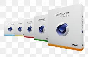 Cinema 4D - Cinema 4D Computer Software 3D Computer Graphics Octane Render Plug-in PNG
