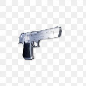 Desert Eagle Pistol Clip Picture - IMI Desert Eagle .50 Action Express Firearm Pistol Caliber PNG