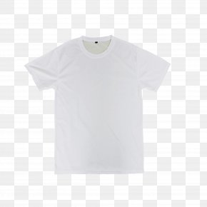 Pure White T-shirt Deduction Material - T-shirt Sleeve White PNG