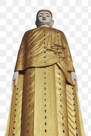 Buddha Physical Map - Monywa Laykyun Sekkya Standing Buddha Statue PNG