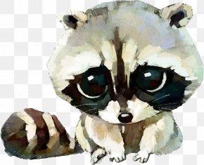 Big Eyes Koala - Raccoon Dog Squirrel Cuteness Drawing PNG
