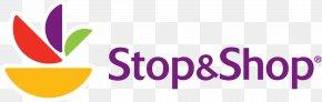 Shopping Logo Design - Stop & Shop Logo Retail Brand Organization PNG