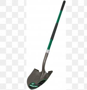 Garden Tools - Shovel Garden Tool Truper Spade PNG