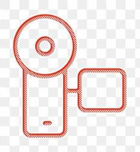 Multimedia Icon Media Icon - Audio Icon Camera Icon Handcam Icon PNG