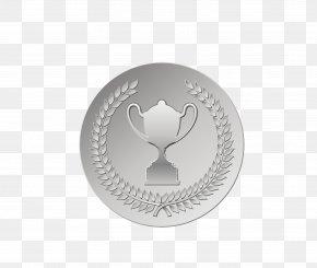 Medal Vector - Stainless Steel Metal PNG