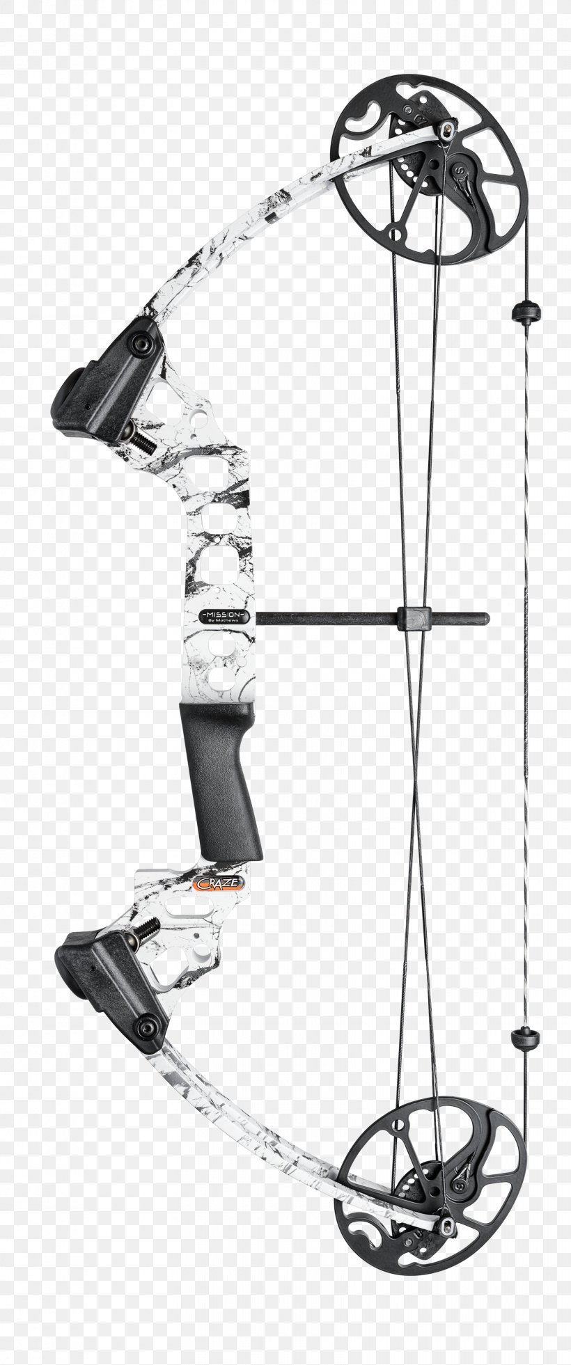 Bow And Arrow Archery Compound Bows Bowhunting, PNG, 1660x3970px, Bow And Arrow, Archery, Black And White, Bowhunting, Cam Download Free