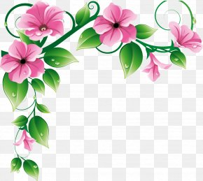 Lakshmi - Flower Floral Design Clip Art PNG