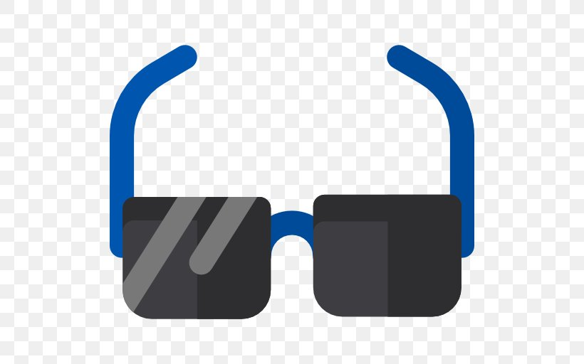 Goggles Sunglasses Icon, PNG, 512x512px, Goggles, Blue, Brand, Cartoon, Electric Blue Download Free