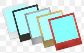 Photoframe Mockup - Instant Camera Polaroid Corporation Film Frame Picture Frames Photography PNG