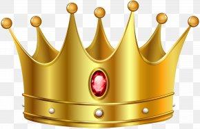Crown Transparent Clip Art Image - Crown Clip Art PNG
