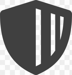 Defensive Shield - Logo Icon PNG