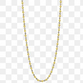 Gold Chain - Necklace Chain Jewellery Gold Plating PNG