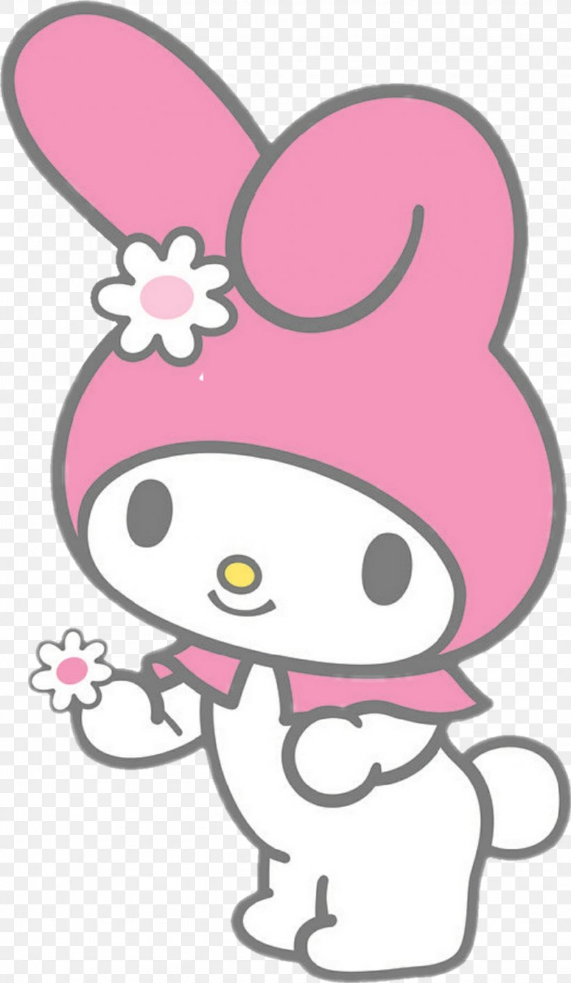 My Melody Hello Kitty Sanrio Kuromi Desktop Wallpaper Png