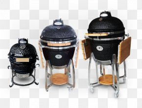 Balcony Grill - Barbecue Kamado Grilling Oven BBQ Smoker PNG
