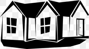 Cabin - House Building Clip Art PNG