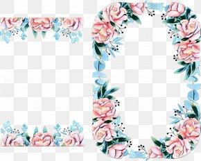 Plant Flower - Pink Flower Cartoon PNG