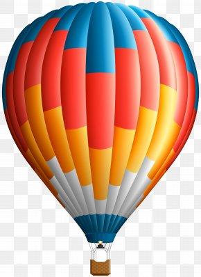 Hot Air Balloon Clip Art - Hot Air Balloon Flight Paper Clip Art PNG