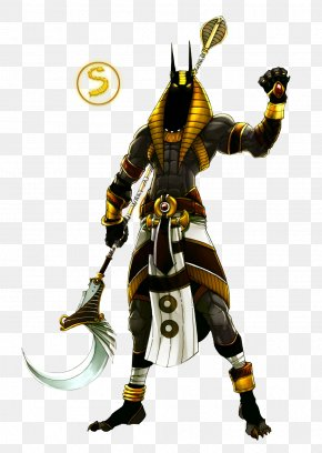 Anubis Picture - Ancient Egyptian Deities Anubis Old Kingdom Of Egypt Egyptian Mythology PNG