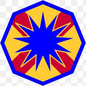 Iraq - United States Army 13th Sustainment Command (Expeditionary) Shoulder Sleeve Insignia PNG
