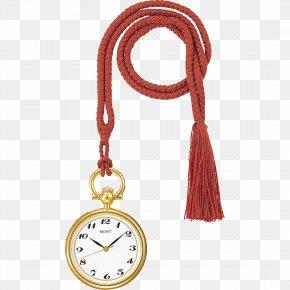 Pocket Watch - Seiko Pocket Watch Clock PNG