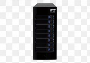 USB - Disk Array Computer Cases & Housings RAID Data Storage Thunderbolt PNG