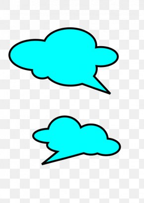 Talks Vector - Bubble Cloud Speech Balloon Callout Clip Art PNG