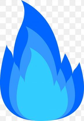 Blue Fire - Fire Flame Clip Art PNG