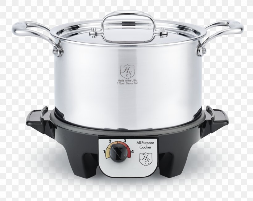 Slow Cookers Cookware Hammer Stahl Cutlery Stock Pots Frying Pan, PNG, 1024x814px, Slow Cookers, Allclad, Cooker, Cooking, Cooking Ranges Download Free