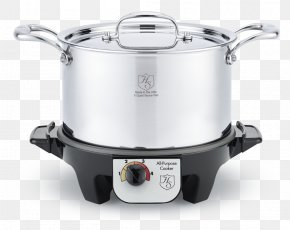 Slow Cookers - Slow Cookers Cookware Hammer Stahl Cutlery Stock Pots Frying Pan PNG