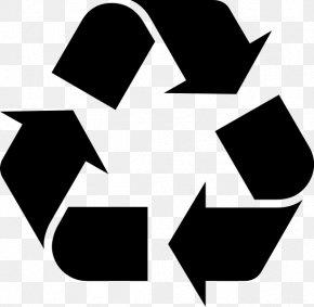 Recycling-symbol - Recycling Symbol Paper Recycling Codes Clip Art PNG