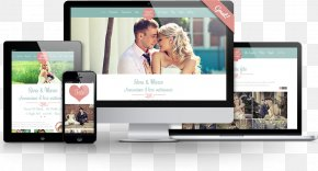 Web Design - Responsive Web Design Web Page PNG